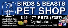 Birds and Beasts Pet Shop