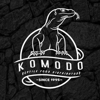 Komodo Reptiles