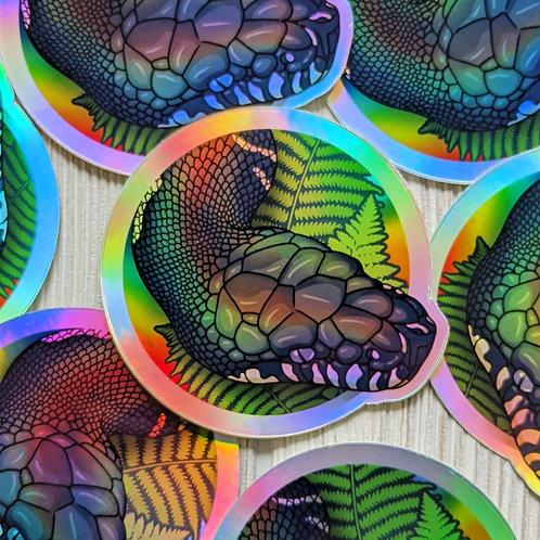 Boelens Python Holographic Sticker