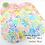 Thumbnail: 肌にふわり こだわり素材の母乳パッド~3色セット~