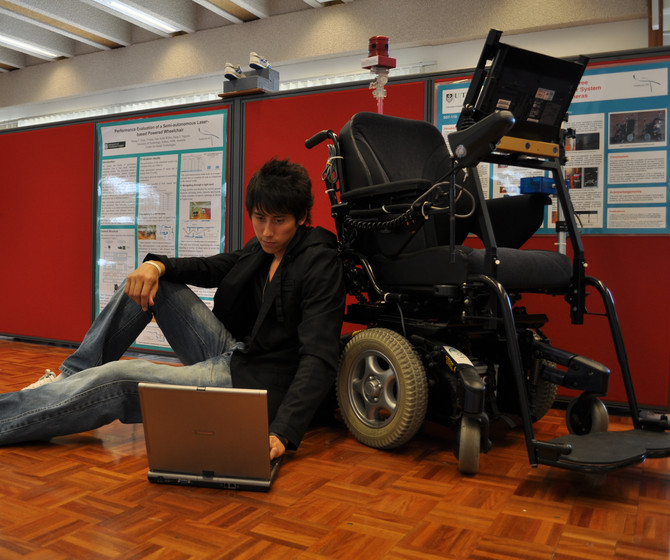 Brain Power: The Australian wheelchair you can move with your thoughts