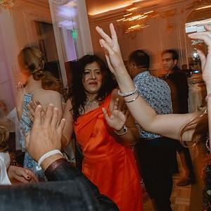 Party at The Royal Mandarin