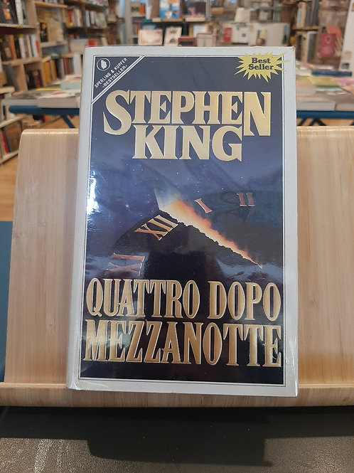 Quattro dopo mezzanotte, Stephen King, Sperling& Kupfer 1991