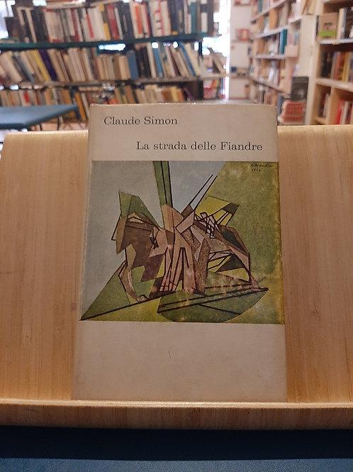 La strada delle Fiandre, Claude Simon, Einaudi 1962
