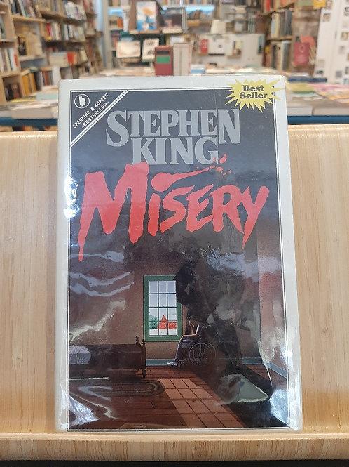 Misery, Stephen King, Sperling & Kupfer 1988