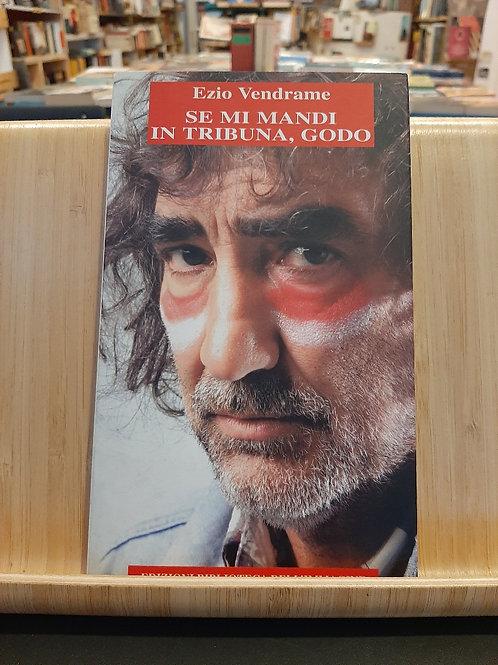 Se mi mandi in tribuna, godo, Ezio Vendrame, Biblioteca dell'immagine 2002