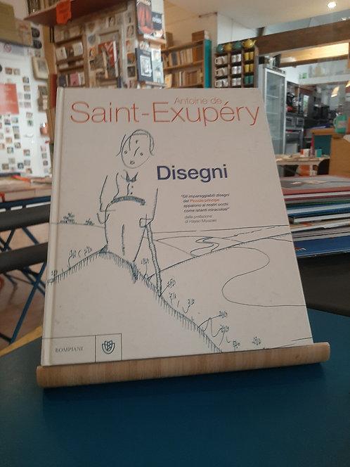 Disegni, Antoine de Saint-Exupery, Bompiani 2007