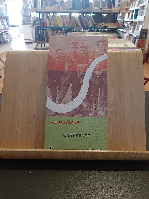 Il serpente, Stig Dagerman, Iperborea 2021
