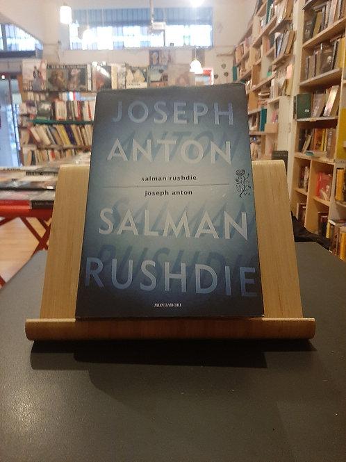 Joseph Anton, Salman Rushdie, Mondadori 2012