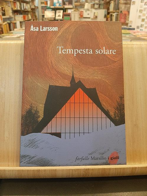 Tempesta solare, Asa Larsson, Marsilio 2005