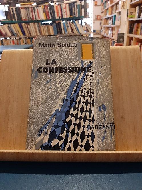 La confessione, Mario Soldati, Garzanti 1955