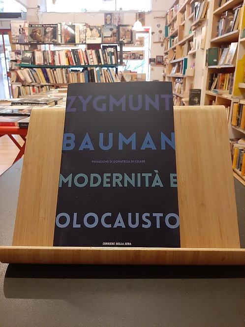 Modernità e Olocausto, Zygmund Bauman, Corriere 2017