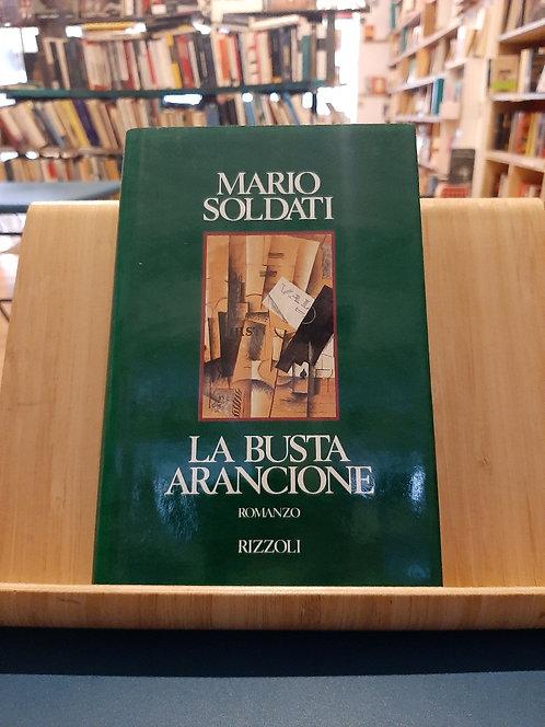 La busta arancione, Mario Soldati, Rizzoli 1992