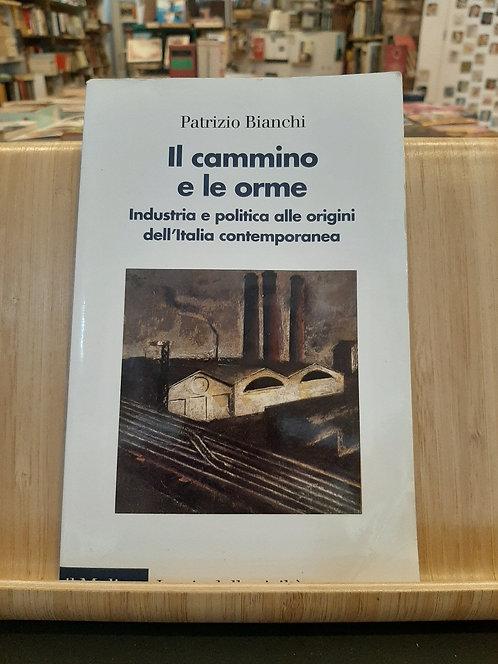 mIl cammino e le orme, Patrizio Bianchi, Il Mulino 2017