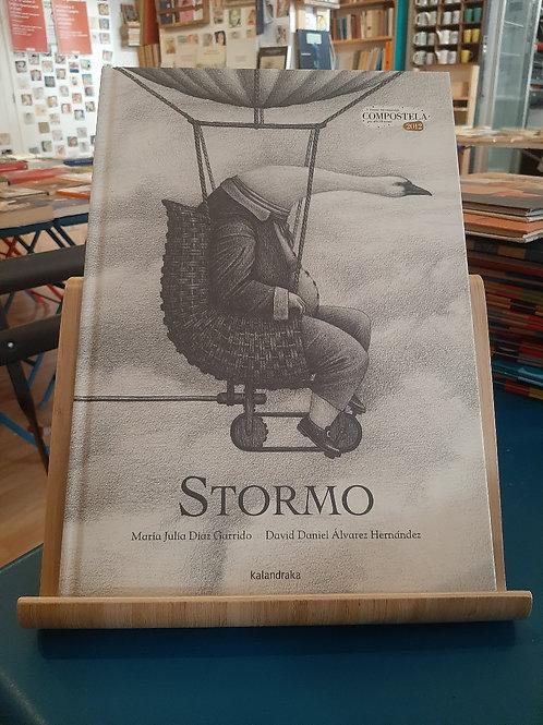 Stormo, Maria Julia Diaz Garrido, Kalakandraka 2014