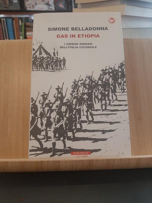 Gas in Etiopia, Simone Belladonna, Neri Pozza 2015