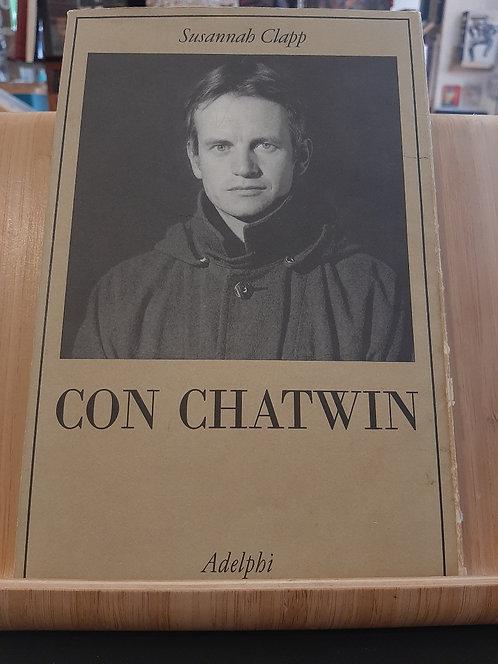 Con Chatwin, Susannah Clapp, Adelphi 1998