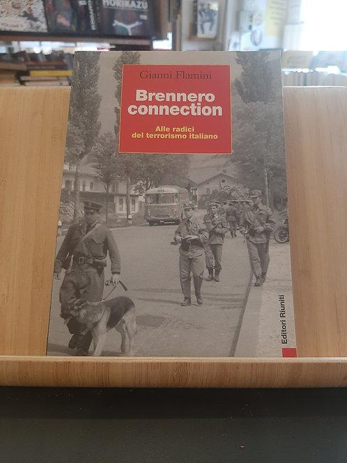 Brennero connection, Gianni Flamini, Editori Riuniti 2003