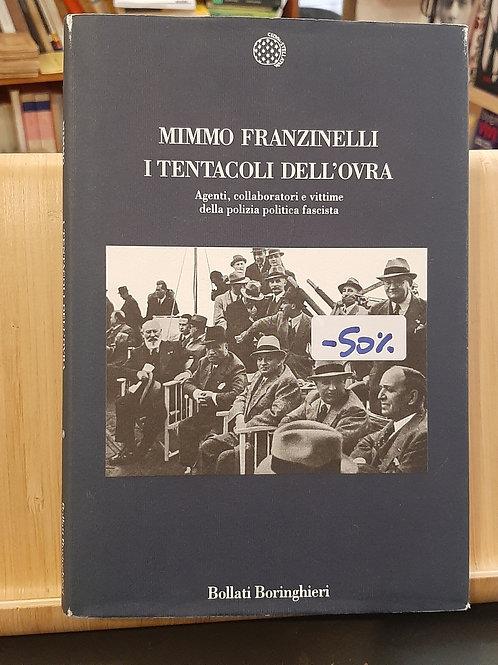 I tentacoli dell'Ovra, Mimmo Franzinelli, Bollati Boringhieri 1999