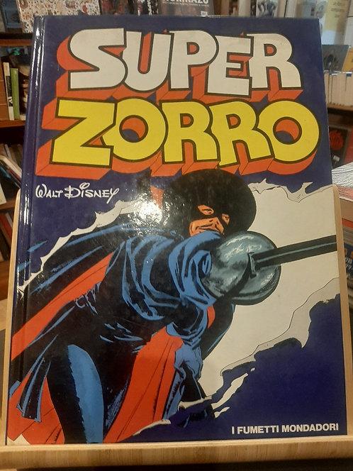 Super Zorro, Mondadori Disney 1979