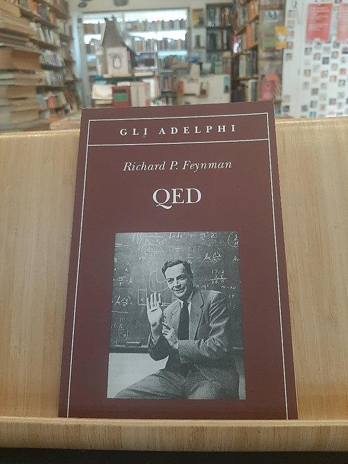 Qed, Richard Feynamn, Adelphi 2010
