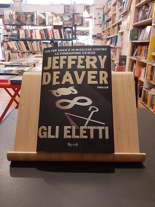 Glie eletti, Jeffrey Deaver, Rizzoli 2020