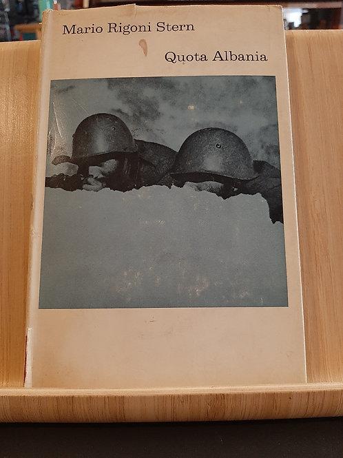 Quota Albania, Mario Rigoni Stern, Einaudi 1971