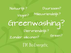 Ben jij een slachtoffer van greenwashing?