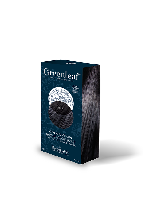GreenLeaf Black