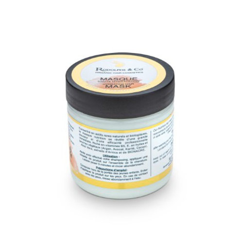 Rodolphe & Co. Hydrating Hair Mask