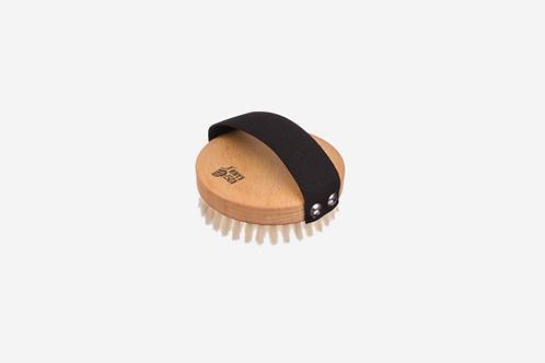 Handmassageborstel of zeephouder 10cm