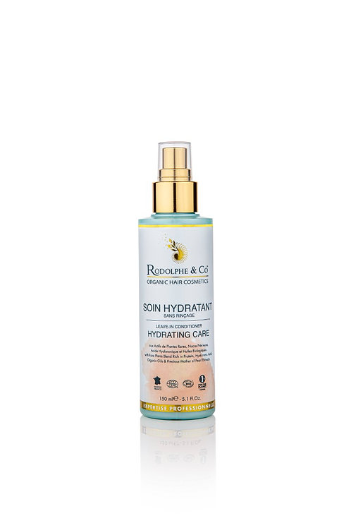 Rodolphe & Co. No Rinse Conditioner / Hydrating Care Leave-in Condtioner