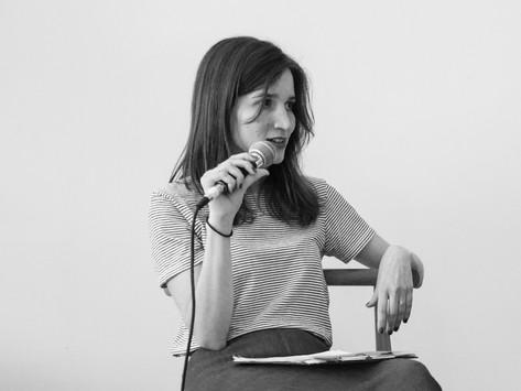 """Alba Folgado: """"Menas – atsakas į mus supančią visuomenę"""""""