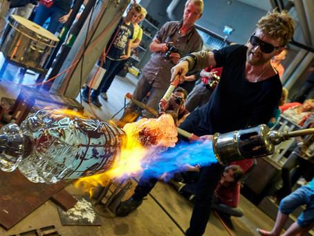 Vitrum Balticum – 2017 kviečia į stiklo meno pinkles