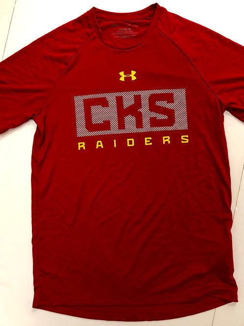 Adult Under Armour SS Dry Fit Tee
