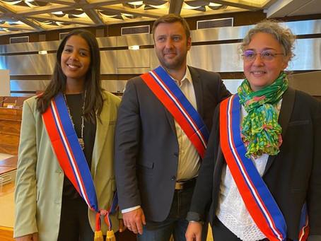 Intervention de Frédéric Bourdon, pour le groupe écologiste et citoyen au conseil départemental