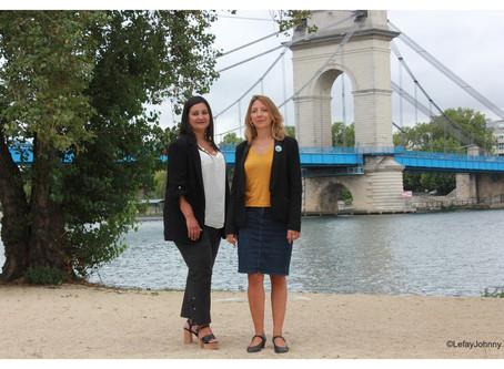 Qui sont Sandra Regol et Anissa Tibah, candidates titulaire et suppléante aux élections législatives