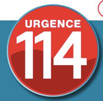 Le 114, nouveau dispositif d'aide aux victimes