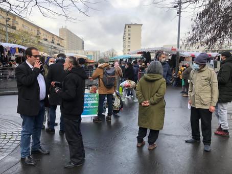 Le groupe Vitry en Mieux très actif au Conseil Municipal
