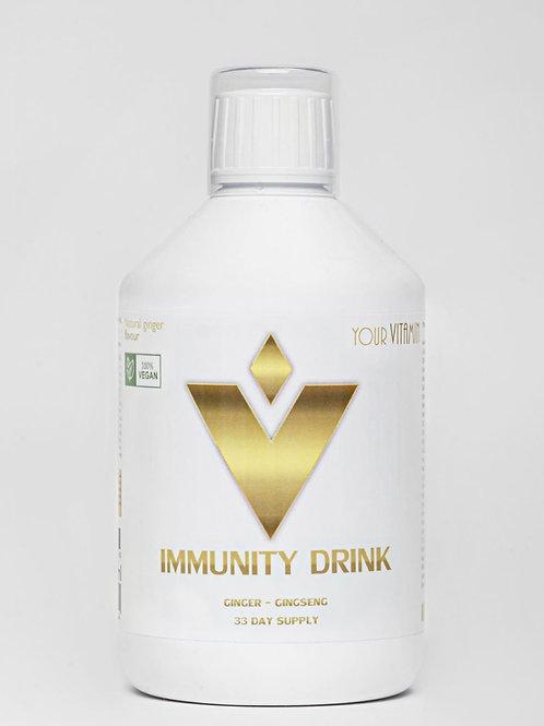 IMMUNITY DRINK – IMMUNERŐSÍTŐ ITAL