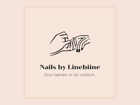 Velkommen til Nails by Linebiine blog!