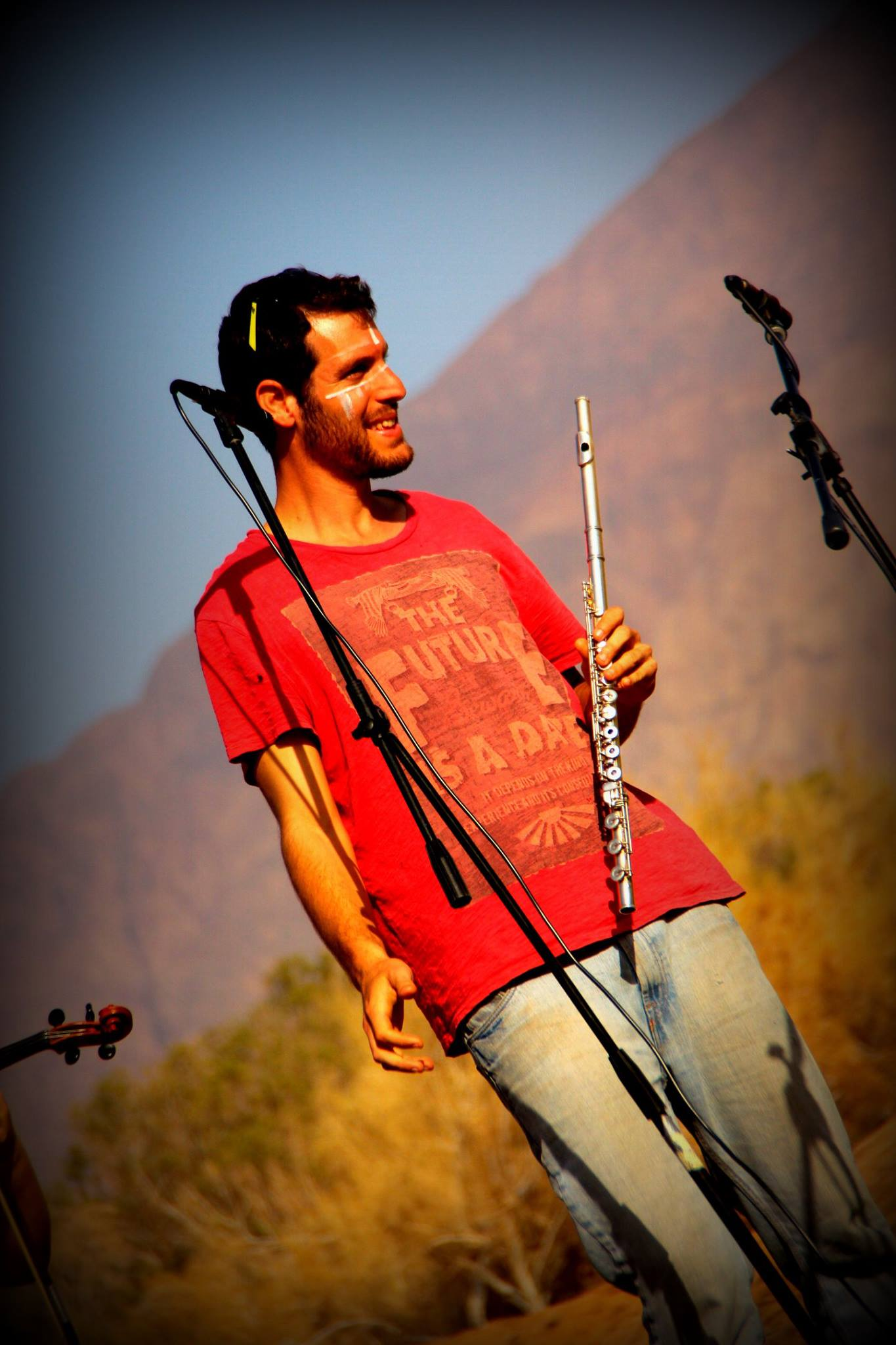 Nitzan Hyman - Flute