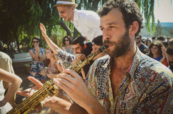 Guy Rodovich - Saxophone & Guitar