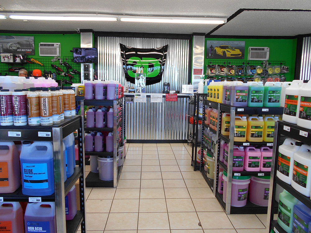 Auto Detailing Supply Store!