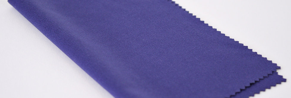 Silky Microfiber Cloth Dark Blue