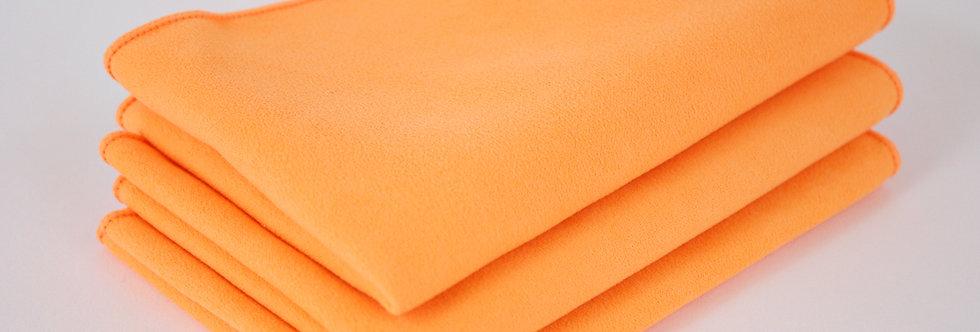 Brushed Suede Microfiber Cloth • 3 Pack