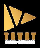 לוגו זהב עם כיתוב לבן ללא רקע עומד.png