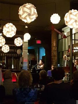 Marla Lukofsky Show @ 120 Diner Show Oct. 15