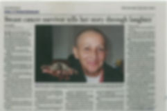 2008 North York Mirror by Lisa Queen