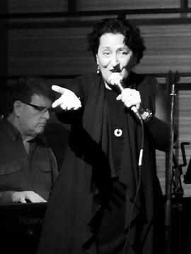 Marla Lukofsky Quartet Oct. 15 @120 Diner